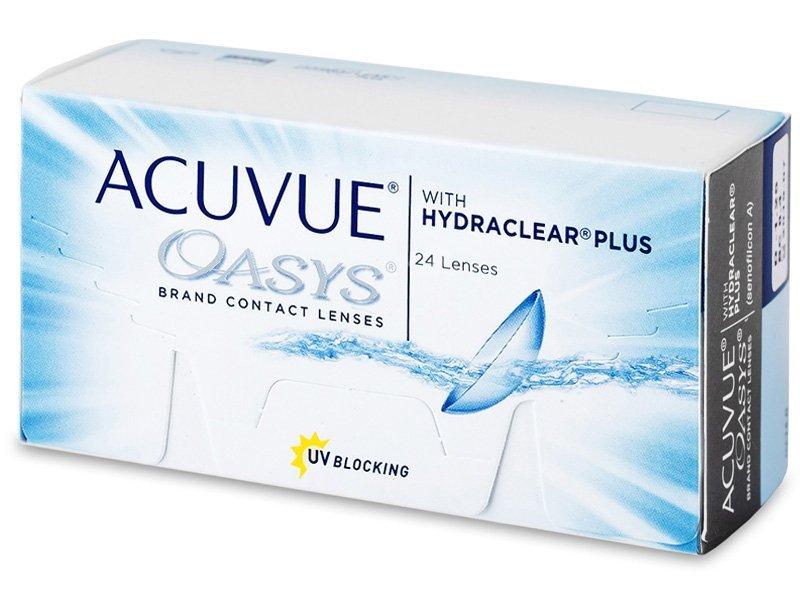 Acuvue Oasys (24 šošoviek) - Štrnásťdenné kontaktné šošovky - Johnson and Johnson