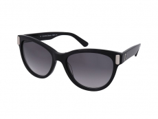 Slnečné okuliare Cat Eye - Calvin Klein CK8507S-001