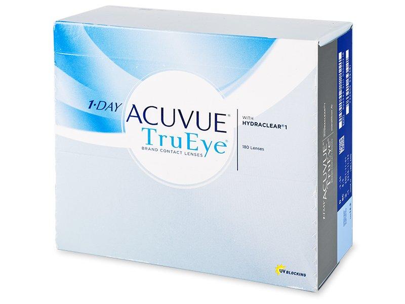 1 Day Acuvue TruEye (180šošoviek) - Jednodenné kontaktné šošovky - Johnson and Johnson