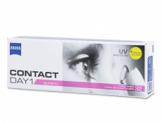 Kontaktné šošovky - Zeiss Contact Day 1 Spheric (32 šošoviek)