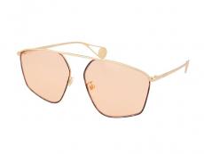 Slnečné okuliare extravagantné - Gucci GG0437SA 003