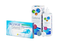 Acuvue Oasys for Presbyopia (6 šošoviek) + roztok Gelone 360 ml