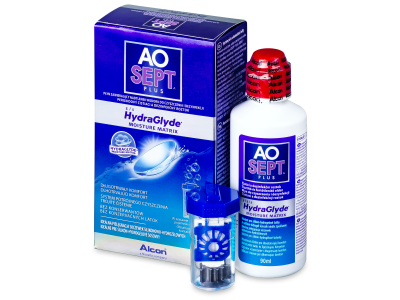 AO SEPT PLUS HydraGlyde 90 ml