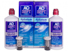 Roztoky - AO SEPT PLUS HydraGlyde 2 x 360 ml