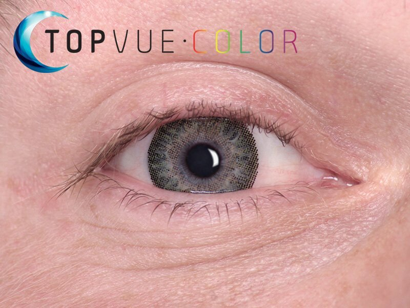 Green na modrom oku