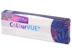 Kontaktné šošovky Maxvue Vision - ColourVue One Day TruBlends - dioptrické (10 šošoviek)