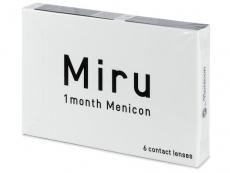 Ostatní výrobcovia - Miru 1 Month (6 šošoviek)