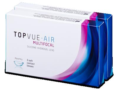 TopVue Air Multifocal (6 šošoviek)