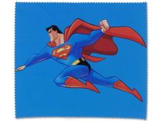 Starostlivosť o okuliare - Čistiaca handrička na okuliare - Superman