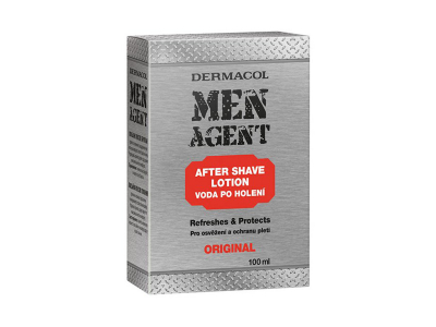 Dermacol Men Agent voda po holení Original 100 ml