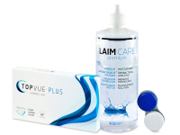 TopVue Plus (6 šošoviek) + Laim-Care 400 ml - Starší vzhľad
