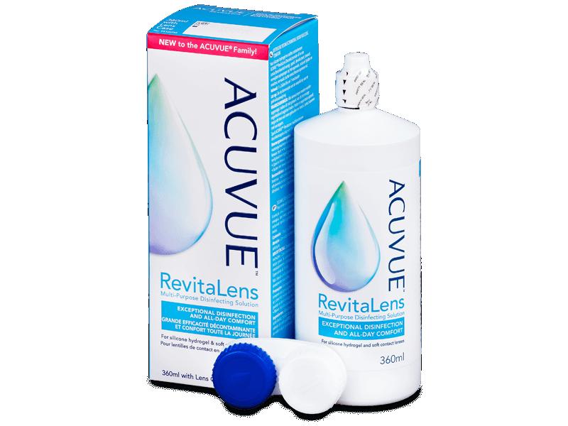 Roztok Acuvue RevitaLens 360 ml  - Čistiaci roztok