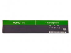 MyDay daily disposable (90šošoviek)