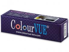 Farebné kontaktné šošovky - ColourVUE Crazy Lens - nedioptrické (2šošovky)