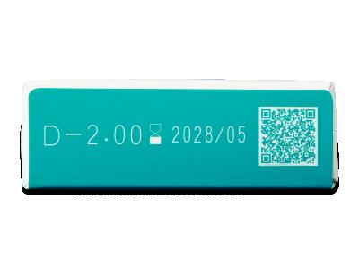 TopVue Blue Blocker (5 šošoviek) - Náhľad parametrov šošoviek