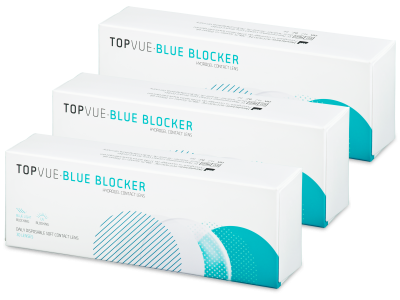 TopVue Blue Blocker (90 šošoviek)