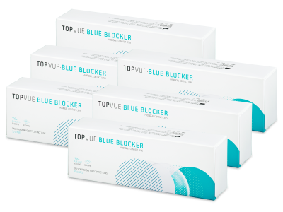 TopVue Blue Blocker (180 šošoviek)