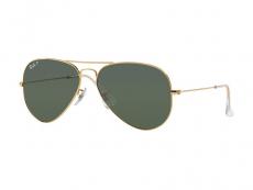 Slnečné okuliare Ray-Ban - Slnečné okuliare Ray-Ban Original Aviator RB3025 - 001/58 POL