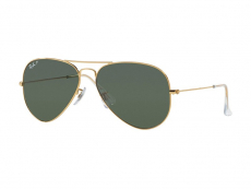 Okuliare - Slnečné okuliare Ray-Ban Original Aviator RB3025 - 001/58 POL