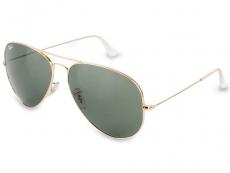 Slnečné okuliare pánske - Slnečné okuliare Ray-Ban Original Aviator RB3025 - 001