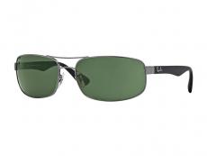 Slnečné okuliare obdĺžníkové - Slnečné okuliare Ray-Ban RB3445 - 004