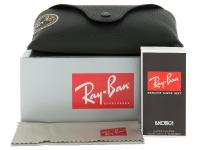 Slnečné okuliare Ray-Ban Justin RB4165 - 622/6G  - Preivew pack (illustration photo)