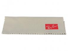 Slnečné okuliare Ray-Ban Justin RB4165 - 622/5A  - Cleaning cloth