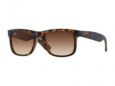 Slnečné okuliare Pánske - Slnečné okuliare Ray-Ban Justin RB4165 - 710/13