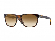 Slnečné okuliare štvorcové - Slnečné okuliare Ray-Ban RB4181 - 710/51