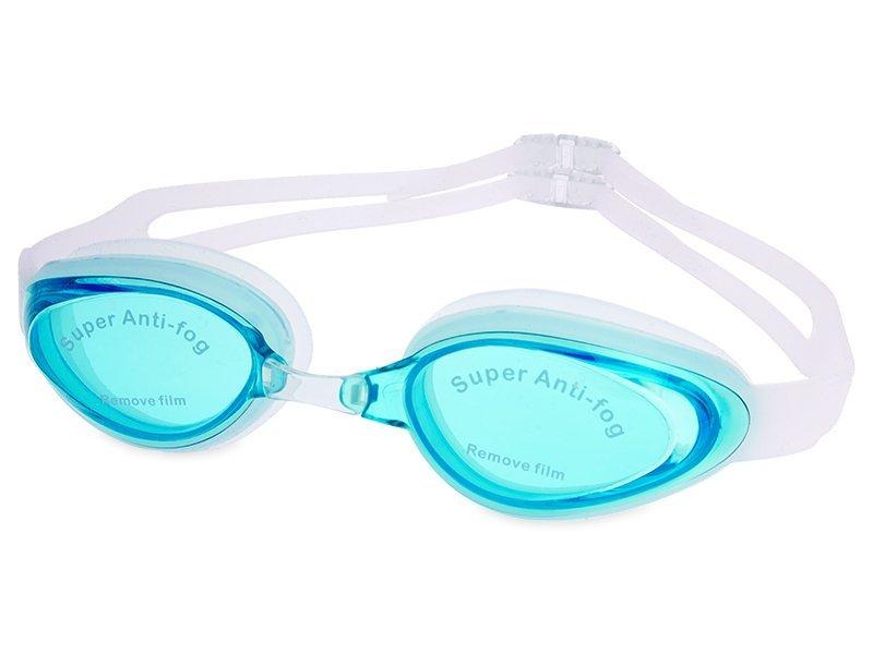 Plavecké okuliare modré