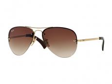 Slnečné okuliare Pilot - Slnečné okuliare Ray-Ban RB3449 - 001/13