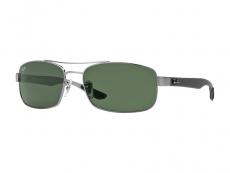 Slnečné okuliare obdĺžníkové - Slnečné okuliare Ray-Ban RB8316 - 004