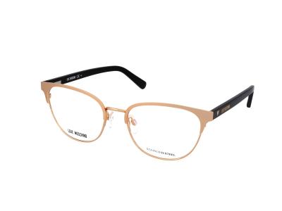 Dioptrické okuliare Love Moschino MOL559 000