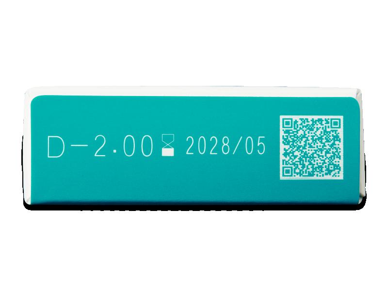 TopVue Blue Blocker (5párovšošoviek) - Náhľad parametrov šošoviek