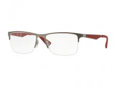Okuliarové rámy Obdĺžníkové - Okuliare Ray-Ban RX6335 - 2620
