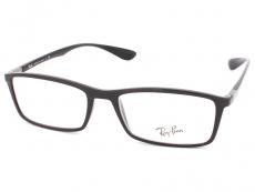 Okuliarové rámy Obdĺžníkové - Okuliare Ray-Ban RX7048 - 5206