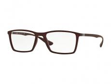 Okuliarové rámy štvorcové - Okuliare Ray-Ban RX7049 - 5523