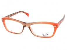 Okuliarové rámy Obdĺžníkové - Okuliare Ray-Ban RX5255 - 5487
