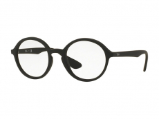 Okuliarové rámy okrúhle - Okuliare Ray-Ban RX7075 - 5364