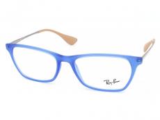 Okuliarové rámy Obdĺžníkové - Okuliare Ray-Ban RX7053 - 5524