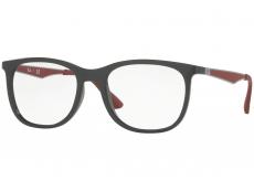 Okuliarové rámy štvorcové - Okuliare Ray-Ban RX7078 - 5598