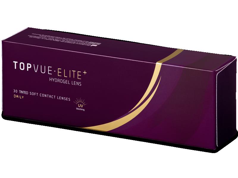 TopVue Elite+ (30šošoviek) - Jednodenné kontaktné šošovky
