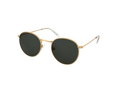 Slnečné okuliare Meller Yster Gold Olive