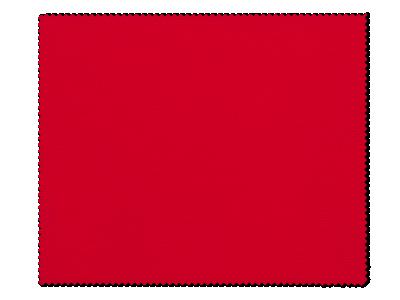 Čistiaca handrička na okuliare - červená