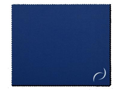 Čistiaca handrička na okuliare - modrá