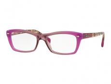 Okuliarové rámy Obdĺžníkové - Okuliare Ray-Ban RX5255 - 5489