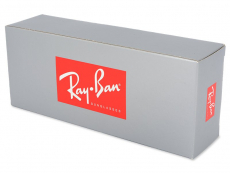 Slnečné okuliare Ray-Ban Justin RB4165 - 601/8G  - Original box