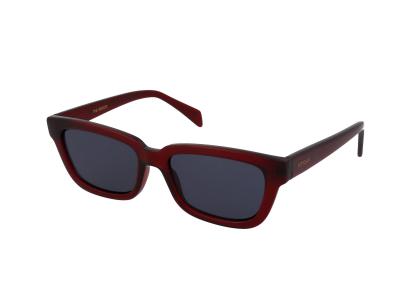 Slnečné okuliare Komono Rocco S6551 Burgundy
