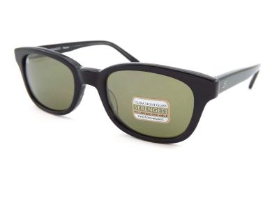 Slnečné okuliare Serengeti Serena 7777 Black Gray