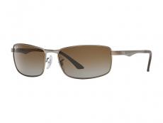Slnečné okuliare obdĺžníkové - Slnečné okuliare Ray-Ban RB3498 - 029/T5